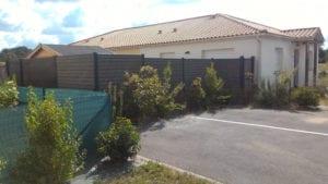 paysagiste clôtures et aménagement jardin terrasse